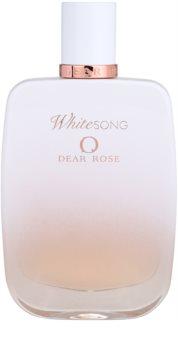 Dear Rose White Song eau de parfum para mujer 100 ml