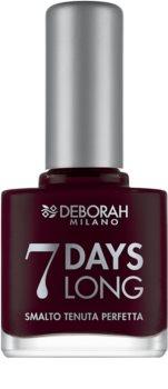 Deborah Milano 7 Days Long vernis à ongles