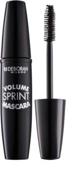 Deborah Milano Volume Sprint mascara cu efect de volum
