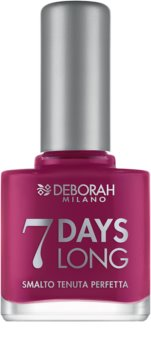 Deborah Milano 7 Days Long Nail Polish