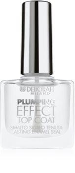 Deborah Milano Smalto Plumping Effect закріплювач лаку для нігтів