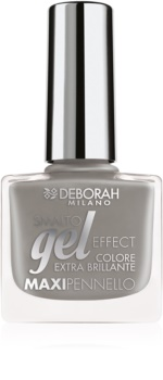 Deborah Milano Smalto Gel Effect лак для нігтів з гелевим ефектом