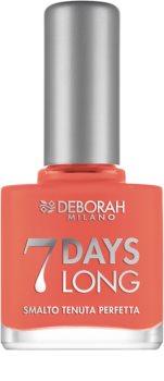 Deborah Milano 7 Days Long lak na nechty