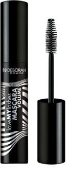 Deborah Milano loveMYlashes mascara pentru volum