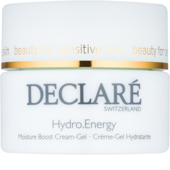 Declaré Hydro Balance hidratáló géles krém a bőr feszességéért
