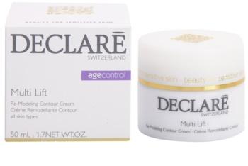 Declaré Age Control crema remodeladora  para reafirmar la piel