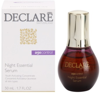 Declaré Age Control verjüngendes Serum für die Nacht