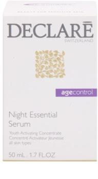 Declaré Age Control éjszakai fiatalító szérum