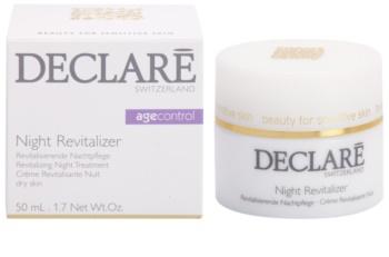 Declaré Age Control éjszakai revitalizáló krém száraz bőrre