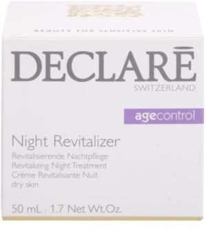 Declaré Age Control Revitalizing Night Cream For Dry Skin