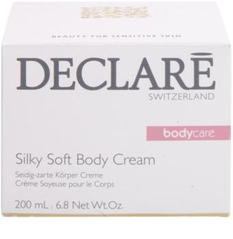 Declaré Body Care crema sedosa corporal