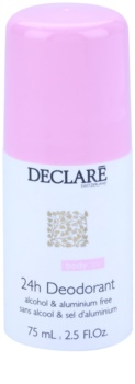 Declaré Body Care Roll-On Deodorant 24 Std.