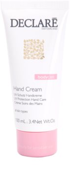 Declaré Body Care crema de manos SPF 4