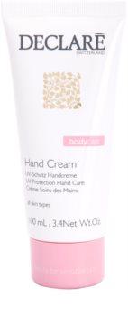 Declaré Body Care crema de manos SPF 4