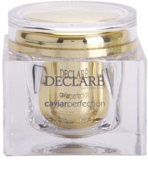 Declaré Caviar Perfection manteiga corporal rejuvenescedora de luxo
