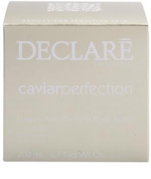 Declaré Caviar Perfection luxusní omlazující tělové máslo