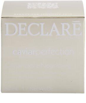 Declaré Caviar Perfection luxus tápláló krém a ráncok ellen száraz bőrre