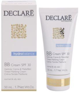 Declaré Hydro Balance crema BB matifianta SPF 30