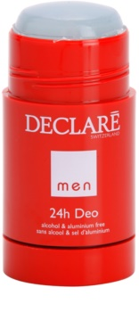 Declaré Men 24h αποσμητικό χωρίς οινόπνευμα και αλουμίνιο
