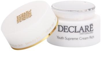 Declaré Pro Youthing crema hidratante y nutritiva rejuvenecedor de la piel