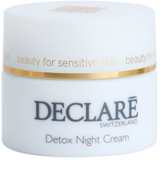 Declaré Pro Youthing Creme noturno detox