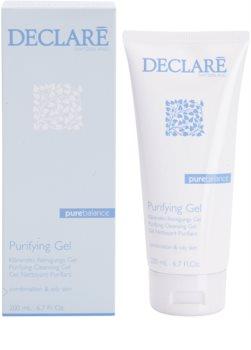 Declaré Pure Balance gel nettoyant détoxifiant pour peaux grasses et mixtes