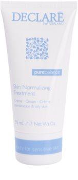 Declaré Pure Balance normalisierende Creme zur Talgreduktion und Verkleinerung der Poren