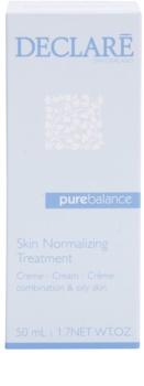 Declaré Pure Balance crème normalisante pour réduire l'excès de sébum et resserrer les pores