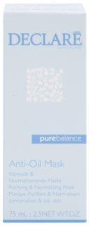 Declaré Pure Balance čistiaca maska na redukciu mastnoty pleti