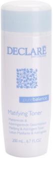 Declaré Pure Balance čistiace adstringentné tonikum pre stiahnutie pórov a matný vzhľad pleti
