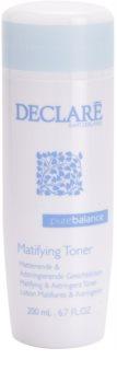 Declaré Pure Balance lotion tonique purifiante astringente pour resserrer les pores et pour un look mat