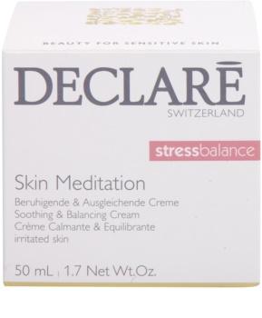 Declaré Stress Balance upokojujúci a ochranný krém pre citlivú a podráždenú pleť