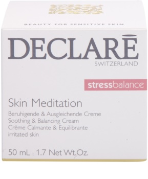 Declaré Stress Balance zklidňující a ochranný krém pro citlivou a podrážděnou pleť