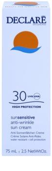 Declaré Sun Sensitive сонцезахисний крем проти старіння шкіри SPF30