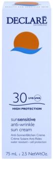 Declaré Sun Sensitive crème solaire anti-âge SPF30