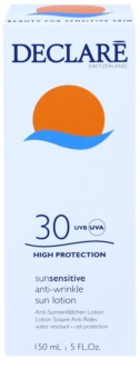 Declaré Sun Sensitive leite solar SPF 30