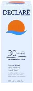 Declaré Sun Sensitive αντηλιακό γάλα SPF 30