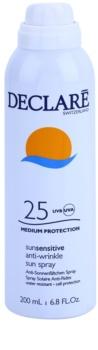 Declaré Sun Sensitive Bräunungsspray SPF 25
