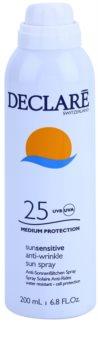 Declaré Sun Sensitive spray bronzeador SPF 25