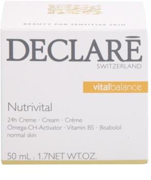 Declaré Vital Balance výživný krém pro normální pleť