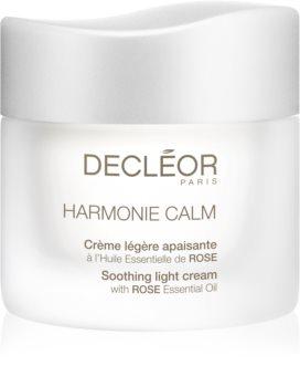 Decléor Harmonie Calm Soothing Light Cream with Rose Essential Oil
