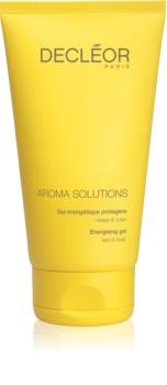 Decléor Aroma Solutions gel energizant pentru fata si corp