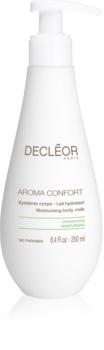 Decléor Aroma Confort зволожуюче молочко для тіла для сухої шкіри