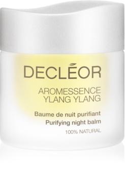 Decléor Aroma Night nočná starostlivosť pre mastnú a zmiešanú pleť