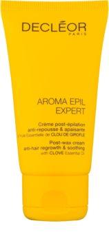 Decléor Aroma Epil Expert Beruhigende Aftershave-Creme zur Verlangsamung des Haarwachstums