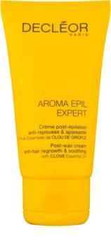 Decléor Aroma Epil Expert creme suave após o barbear anti-crescimento de pêlos