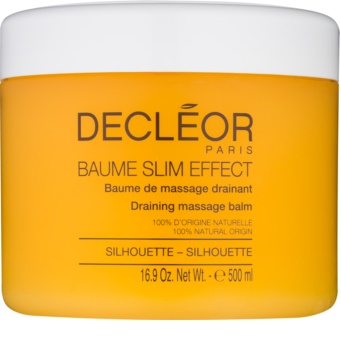 Decléor Slim Effect Draining Massage Balm With Essential Oils