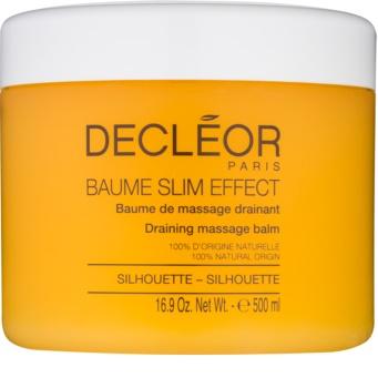 Decléor Slim Effect zeštíhlující masážní balzám s esenciálními oleji