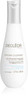 Decléor Aroma Cleanse mleczko oczyszczajace bez parabenów