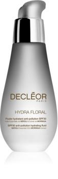 Decléor Hydra Floral vlažilni zaščitni fluid SPF 30